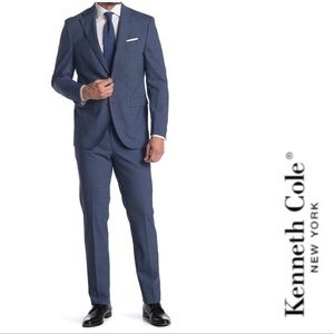 Kenneth Cole New York Travel Ready Suit, NWT, 48R